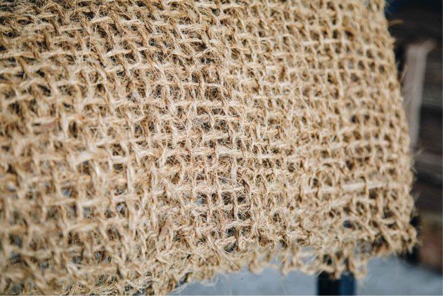 Coir Geo textile / erosion control