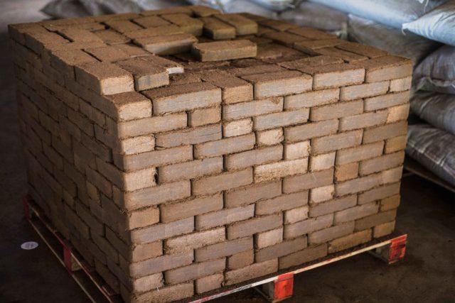 Coir Briquettes